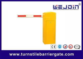 चीन Automatic Security Barrier Gate Traffic Arm Barriers Steel Housing Unique Design फैक्टरी