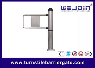चीन Vertical Automatic Swing Gate with 304 Stainless Steel , Anti - bumping Function फैक्टरी