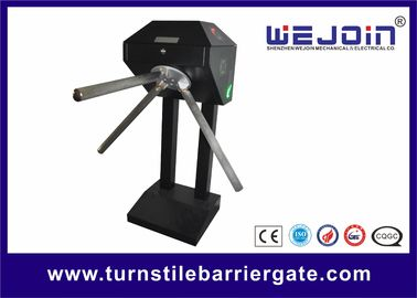चीन Vehicle Access Control Barriers pedestrian Turnstile Iron With Powder फैक्टरी