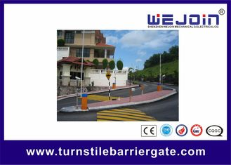 चीन Automatic Car Park Barriers Parking Gate Arm with Infrared Photocell फैक्टरी