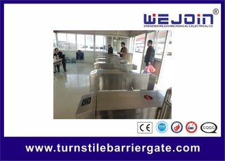 चीन Comapct safety mechanical Tripod Turnstile Gate with Stainless Steel Housing For Bus, Train Stations फैक्टरी