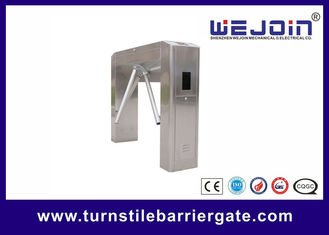 चीन Automatic Tripod Turnstile Gate Access Control system For Intelligent Mangement फैक्टरी
