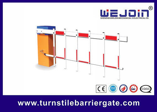 चीन Vehicle Loop Detector Parking Barrier Gate with high speed , CE ISO  Approval फैक्टरी