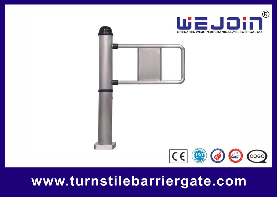 Turnstyle Gates Entrance Turnstiles Compatible with IC / ID / Bar Code आपूर्तिकर्ता