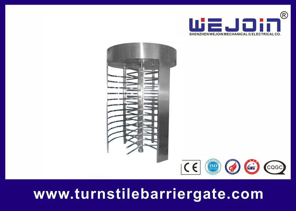 Electronic Pedestrian security Full Height Turnstile Gate for Double Way Passing in Manual release आपूर्तिकर्ता